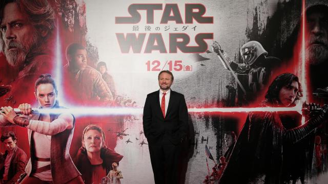 'Star Wars: The Last Jedi' Japan Premiere & Red Carpet