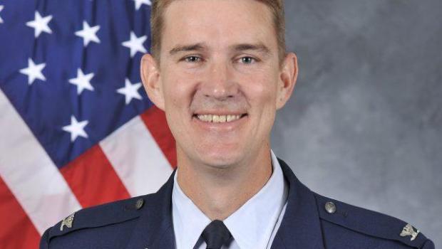 Shepperd sexual assault colonel air force