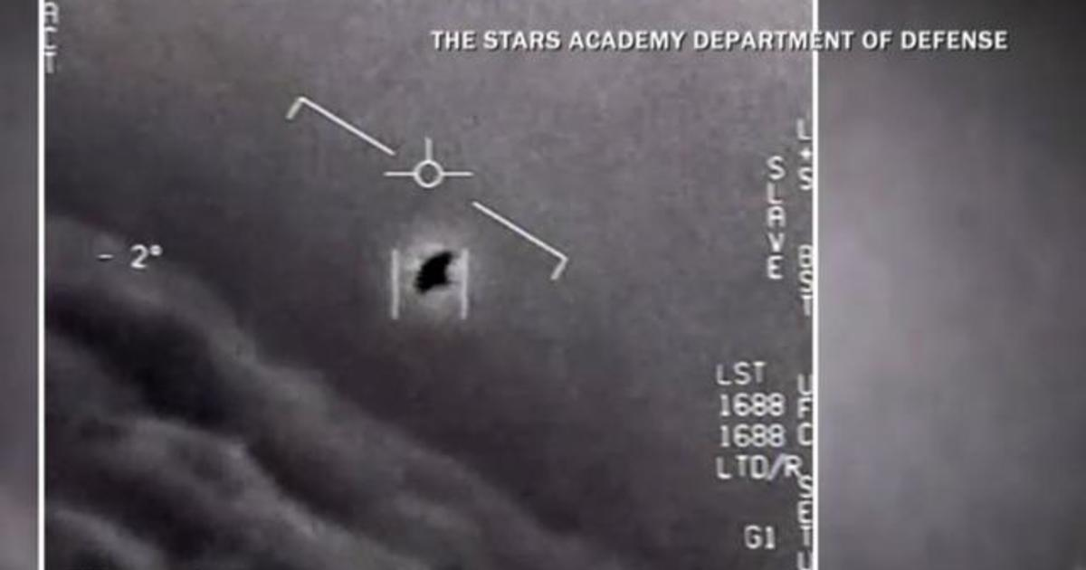 UFOs reported by Navy pilots, who tell New York Times they