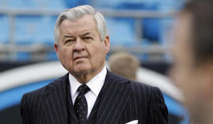 Carolina Panthers owner selling team amid misconduct claims