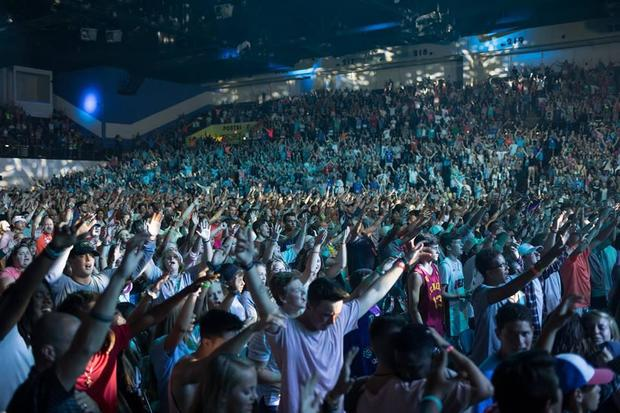 America's biggest megachurches, ranked
