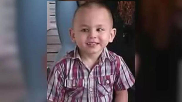 Remains found buried in Cleveland backyard identified as 5-year-old boy