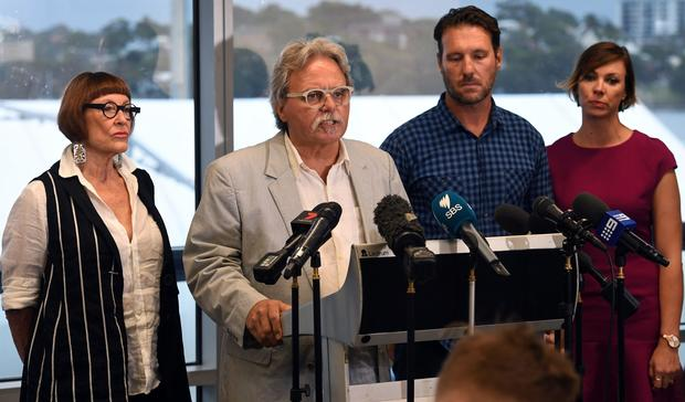 Probe plea from family of Australian shot by United States police