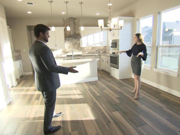 Homebuyers face a hot housing market in Dallas
