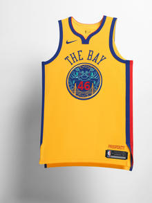 dope concept but some disappointed by nikes new nba city jerseys cbs news - Warriors Chinese New Year Jersey