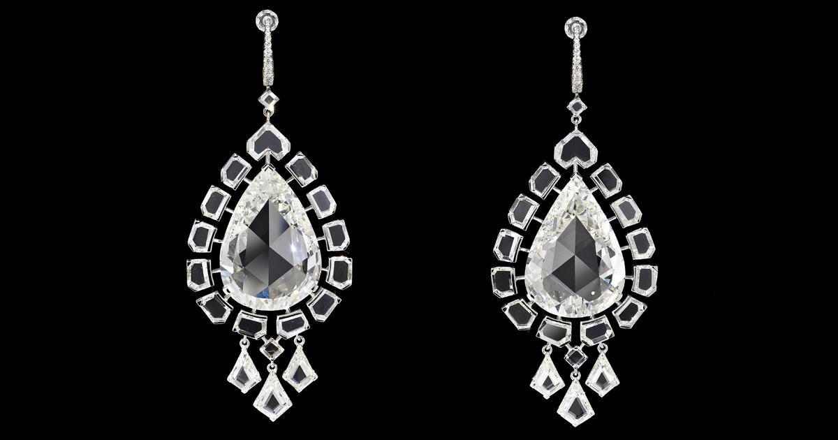 Jewels stolen in Venice include 30-carat diamond earrings