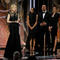 "Nicole Kidman speaks after winning Best Performance by an Actress in a Limited Series or Motion Picture Made for Television for ""Big Little Lies"" at the 75th Golden Globe Awards in Beverly Hills"