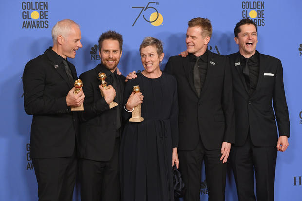 Golden Globes 2018 highlights