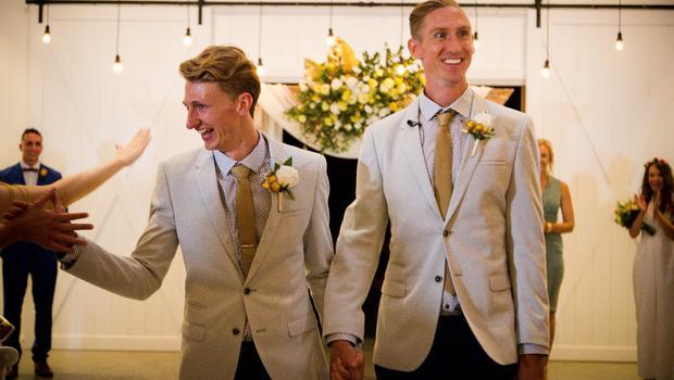 Gay Marriage Ceremony 65