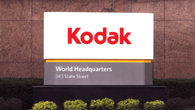 Eastman Kodak Reports Quarterly Loss Of Over 200 Million