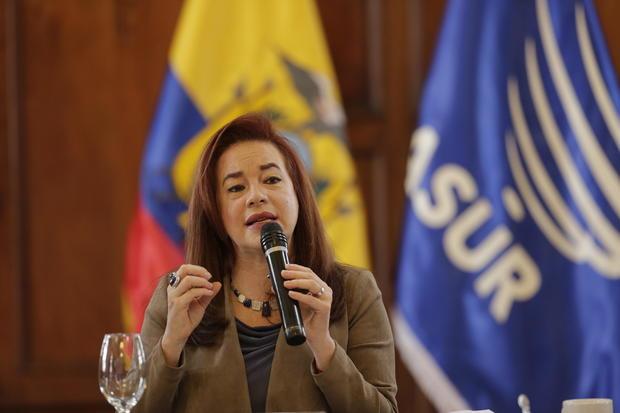 Ecuador Foreign Minister