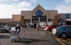 Sam's club store exterior view