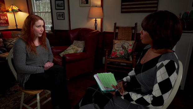 Dylan Farrow Tells Gayle King I Am Telling The Truth About Woody Allen Accusations Cbs News