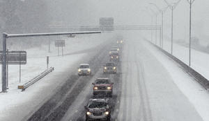 Winter storm coats the Deep South in ice, causes travel chaos