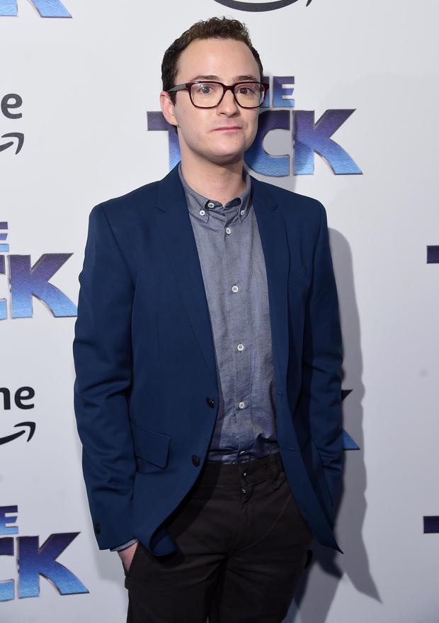 """""""The Tick"""" Blue Carpet Premiere"""