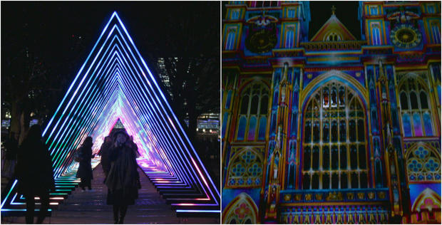 Lumiere London is back! 18-21 January 2018