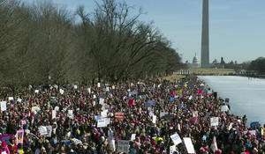 Women's March faces dip in attendance as founders confront controversy