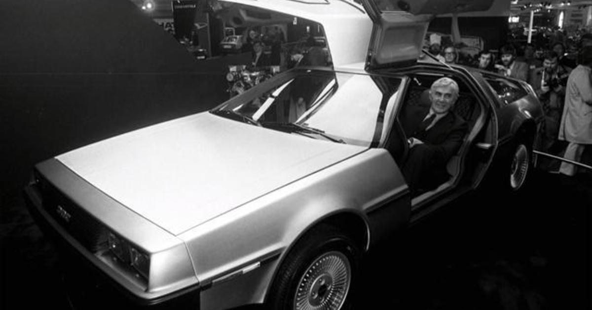 Almanac: The DeLorean
