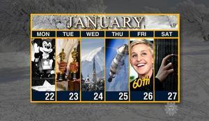 Week of January 22