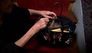 What's inside Jane Birkin's Birkin bag?