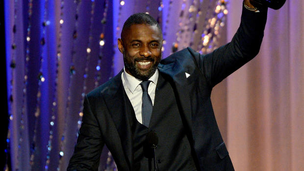 Idris Elba: There's no such thing as black James Bond