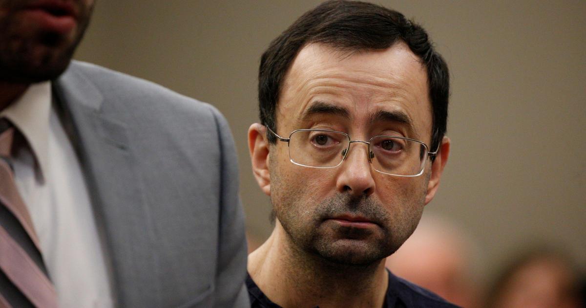 Larry Nassar faces another prison sentence for molesting ...