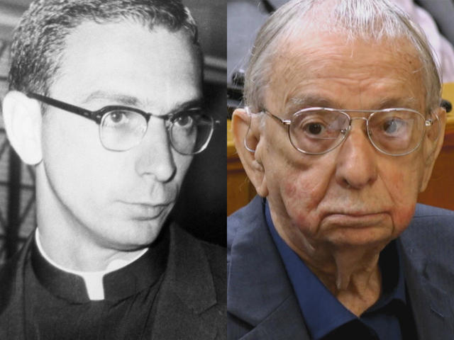 Church officials shielded priest suspected of murder for
