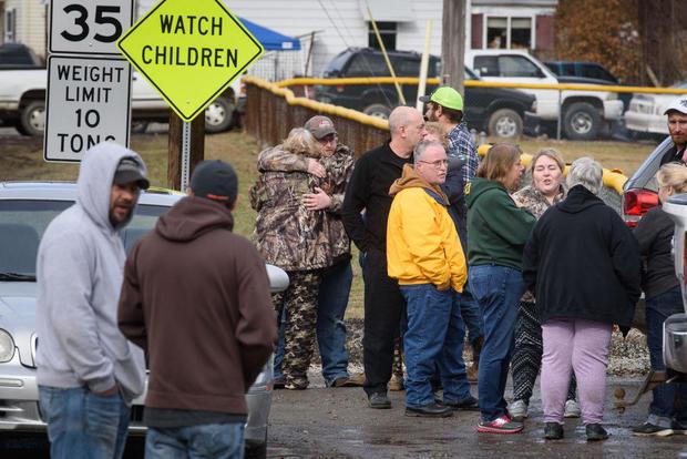 Five Killed In Mass Shooting At Pennsylvania Car Wash