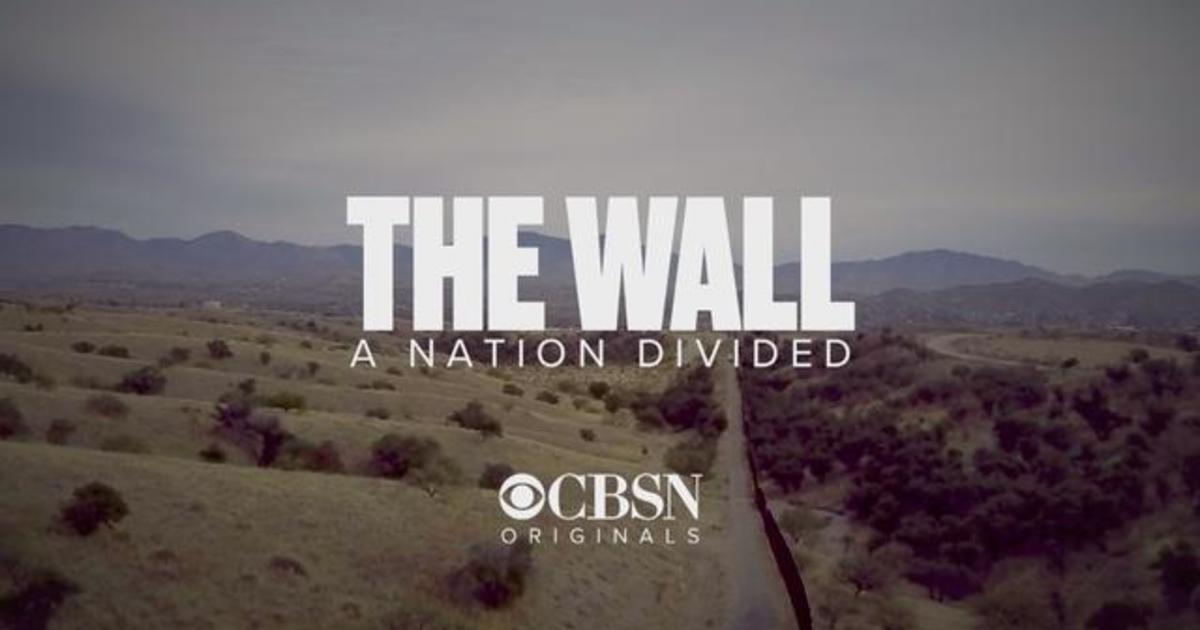 Duke Basketball >> The Wall - A Nation Divided - CBS News