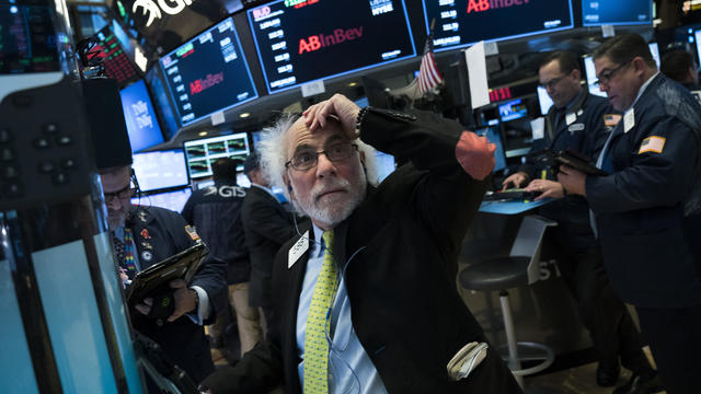 Dow Jones Industrials Closes Down Over 600 Points