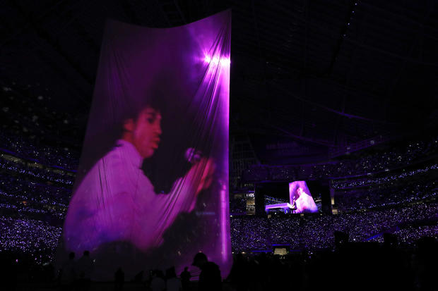 prince tribute - justin timberlake