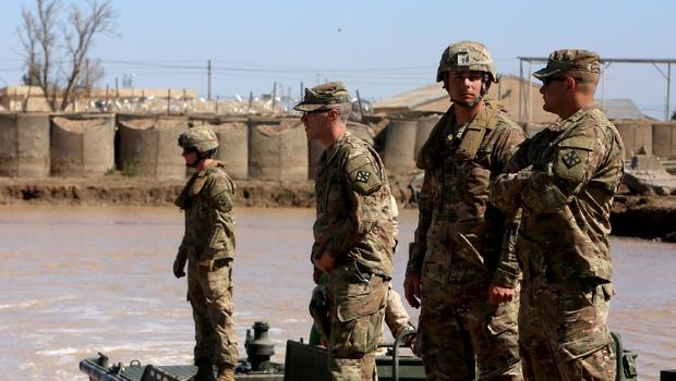 United States to Reduce Troop Levels in Iraq