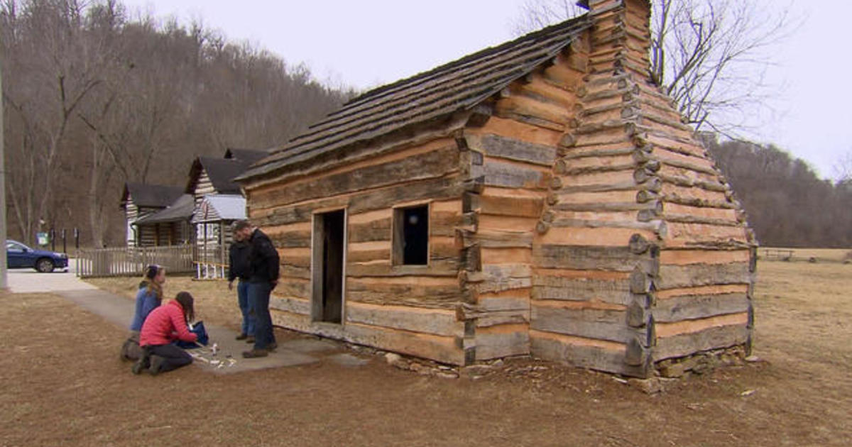 The Strange Story Of Lincoln S Cabins