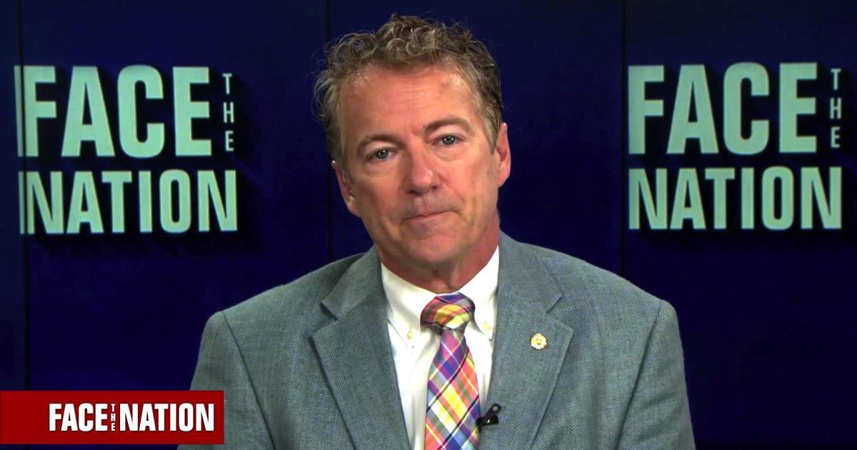Sen. Rand Paul criticizes GOP