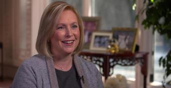 Senator Kirsten Gillibrand Advice For Women Mulling A Political Run