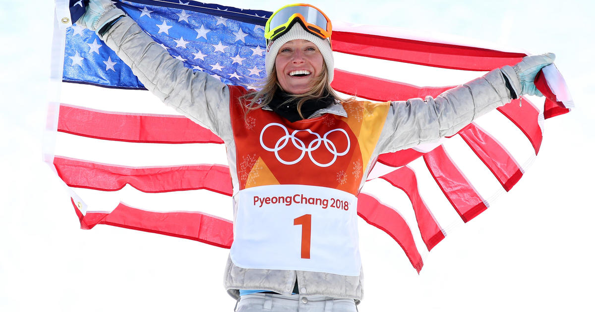 Winter Games: Jamie Anderson defends title to earn US 2nd gold medal