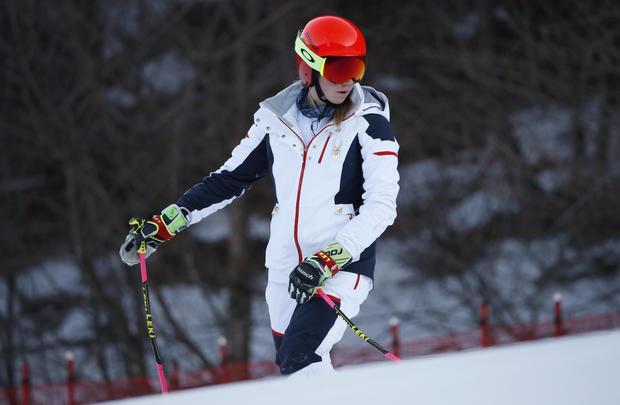 Mikaela Shiffrin -- Pyeongchang 2018 Winter Olympics