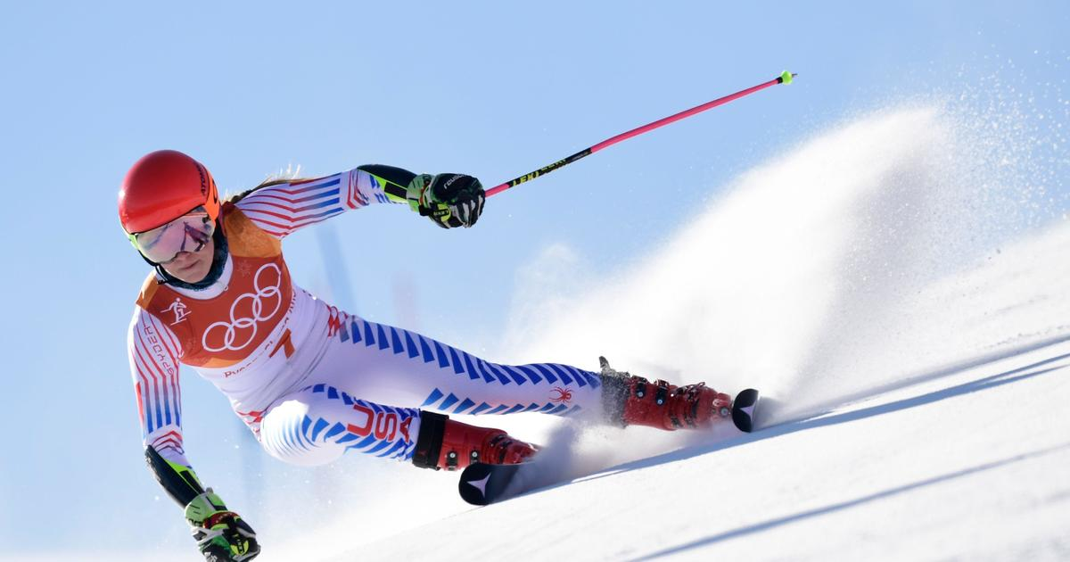 Winter Games 2018: USA's Mikaela Shiffrin seeking gold at Olympics