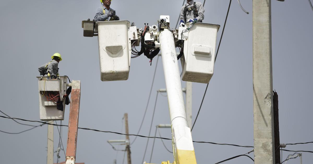 Puerto Rico warns of power company shutdown