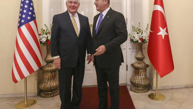 Turkey and U.S.  to step back from brink over Syria