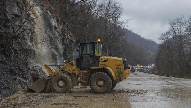 West Virginia Gov. declares state of emergency following flooding