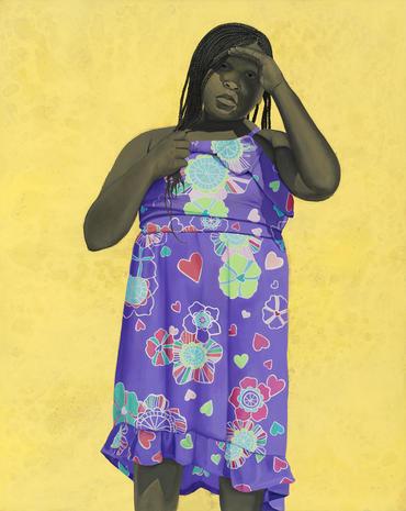 Portraitist Amy Sherald
