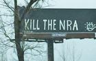 Kill the NRA billboard