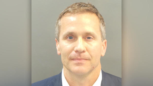 50 shades of Greitens? Missouri governor indicted over