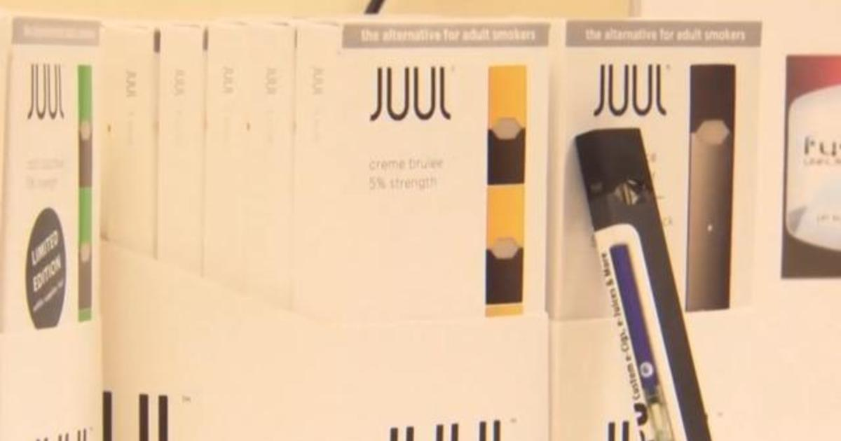 Electronic cigarette smoke could damage your DNA - CBS News