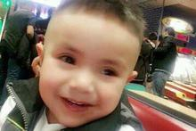"""Chicago father charged with murder in """"near decapitation"""" of toddler son"""