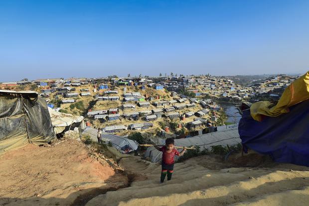 Weaponizing social media: The Rohingya crisis - CBS News