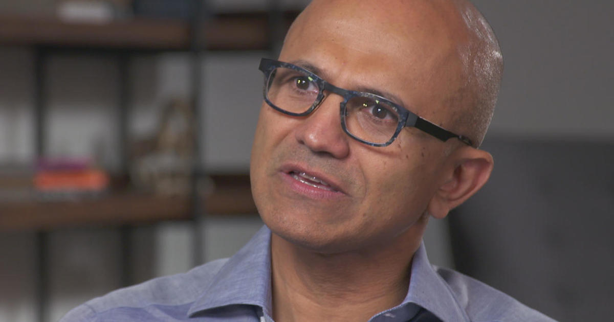 For Microsoft CEO Satya Nadella, business is personal