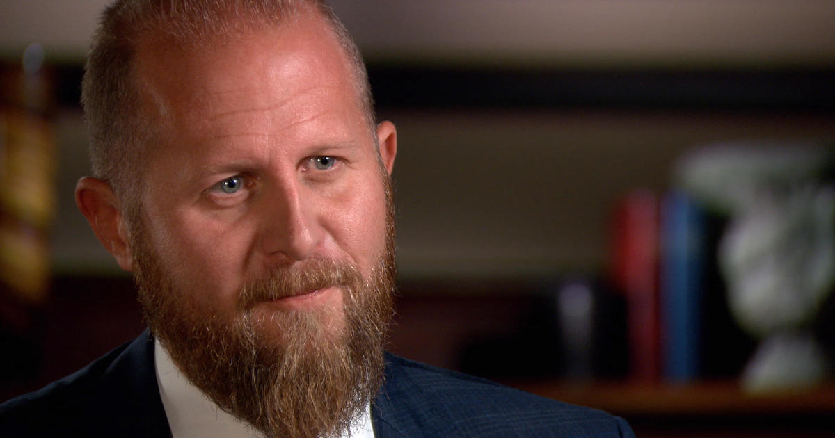 who is brad parscale cbs news