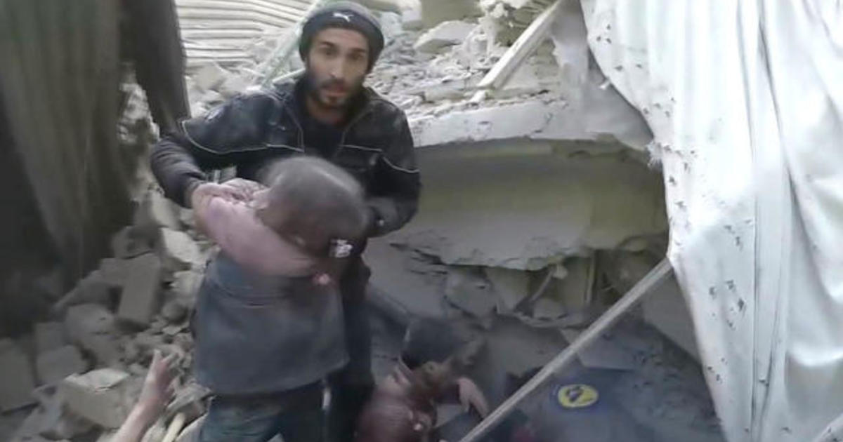 """Russian """"humanitarian pause"""" takes effect in Syria"""